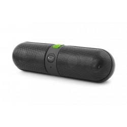 Esperanza EP118KR PIANO černo-zelený přenosný Bluetooth reproduktor