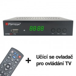 Set top box Opticum NYTRO BOX DVB-T2 H.265