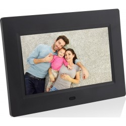Fotorámeček digitální Hyundai LF 1030 MULTI, 10,1'' displej, SD/MMC, USB