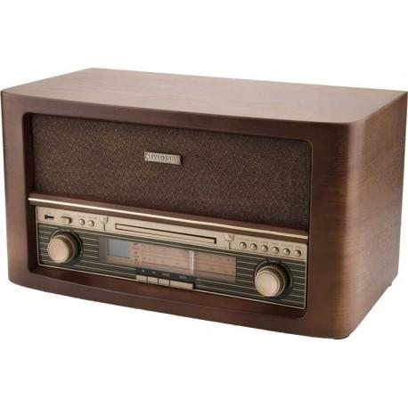 Radiopřijímač s CD Hyundai RC503URIP dřevo