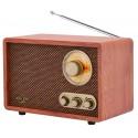Adler AD 1171 retro rádio s Bluetooth