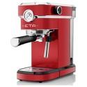 Espresso ETA Storio 6181 90030 červená