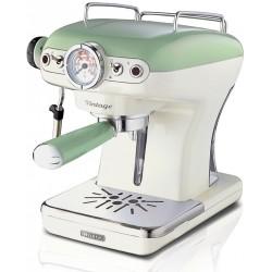 Espresso Ariete Vintage ART 1389/14 zelený