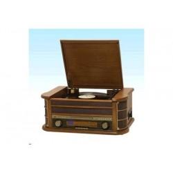 Gramofon s CD Orava Retro rádio RR-65