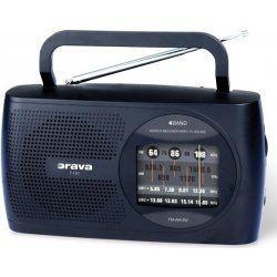 Přenosný rádio přijímač Orava T-120