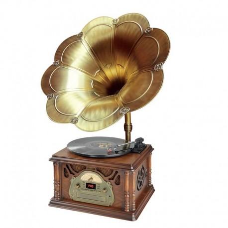 Gramofon s CD Hyundai RTCC 411 RIP RETRO